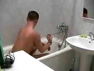 Amazing Homemade Record With Douche, Matures Scenes