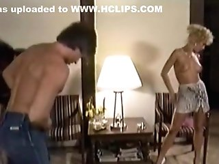 Finest Homemade Record With Blonde, Threesome Scenes