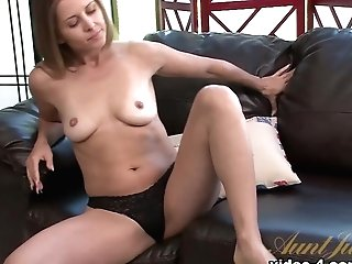 Exotic Adult Movie Star In Best Cougar, Petite Tits Porno Scene