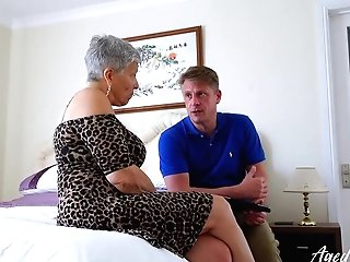 Agedlove Savana Fucked With Marc Kaye