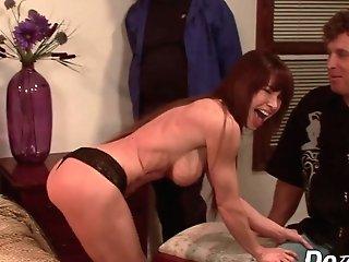 Wifey Jenla Moore Takes Strangers Dick
