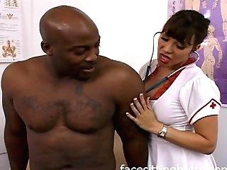 Big Titted Milf Is The Best Nurse Around