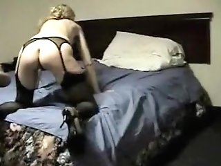 Fabulous Homemade Record With Cougar, Blonde Scenes