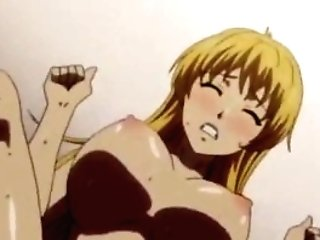 Uncensored Anime Teenie Fucked To Squirting Orgasm