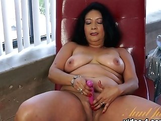 Fabulous Superstar In Amazing Matures, Faux-cocks/fucktoys Adult Clip