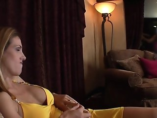 Greatest Adult Movie Stars Alexa Jordan And Roxanne Hall In Exotic Blonde, Deep Throat Adult Movie