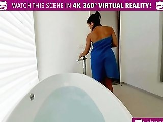 Vr Pornography-outrages Step Mom Syren De Mer Eating Abella Danger's Muff