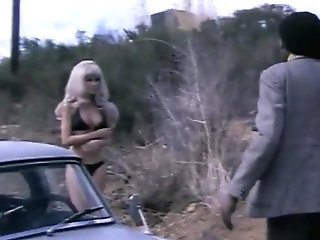 Dobie Gray Strips Robyn Hilton's Top Off In Mean Mommy 1974