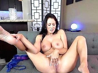 Solo Premium Xxx By Huge-chested Matures Raven, Reagan Foxx