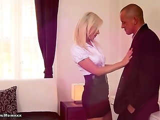 Best Pornographic Star In Best Cougar, Hd Xxx Clip
