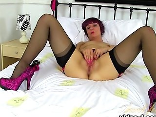 Exotic Pornographic Stars Alice Milky, Alice Whyte, Penny Brooks In Best Stockings, Matures Hump Scene