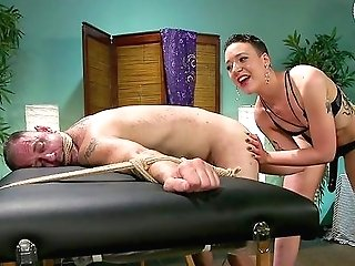 Brutal Female Domination By Naked Lilith Luxe