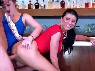 Amazing Donk Porno Vid Featuring Romi Rain And Dani Daniels