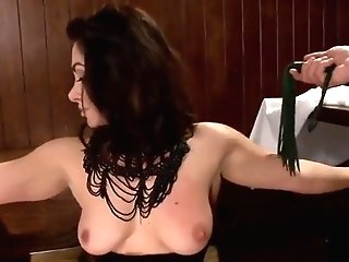 Cougar Is Acting In Tying Xxx Act