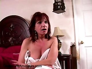 Casting Angie Desperate Amateurs Interview Mummy Cougar Need