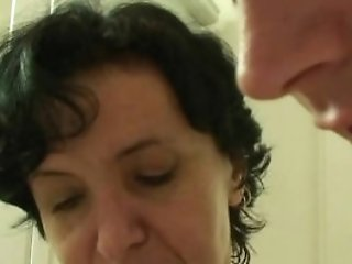 Wifey Going Wild When Finds Him Fucking Her Mom