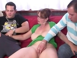Hot Buttfuck And Oral Matures Dual Invasion