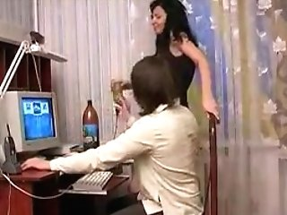 Finest Homemade Black-haired, Cougar Intercourse Clip