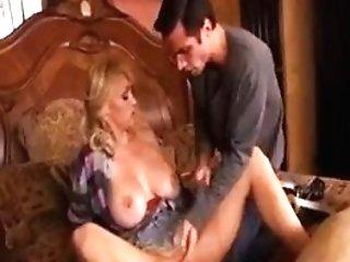 Banging Big-chested Mummy Charlee Chase