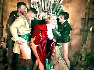 Game Of Thornes Xxx Group Sex With A Top Matures