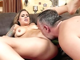 Trampy Wifey Loves Hot Neighbor For A Few Rounds Of Fucky-fucky