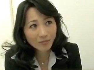 Natsumi Kitahara Rimming Some Dude