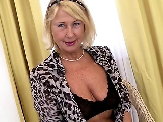 Flawless Sexy Granny Needs A Good Fuck