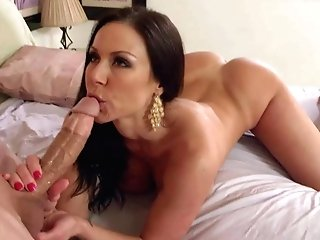 He Finds His Buddy's Mom Kendra Eagerness Sleeping In The