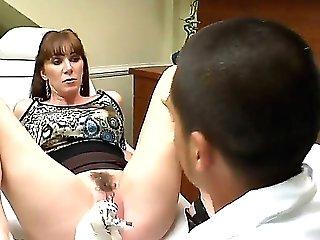 Ray Veness Likes Having Her Doc Finger