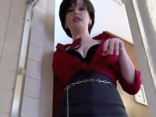 Stepmom Sph Joi Emasculation Penectomy Point Of View