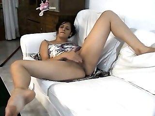 Masturbating Watching Gg Porno