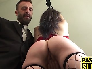 Donk Ravaged Cougar Superslut Gets Her Face Smacked And Fucked
