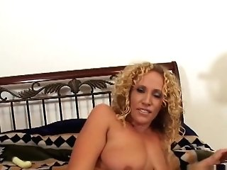 Greatest Sex Industry Star In Amazing Fake Penises/playthings, Latina Adult Flick