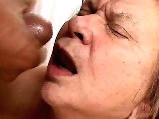 Granny Sara Attacked By A Horny Black Medic For A Fuck