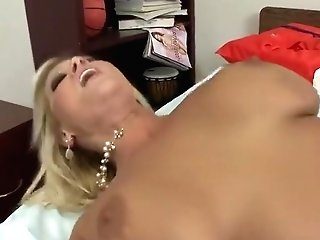 Adorable Breasty Mummy Nikita Von James In Incredible Medical Hook-up Flick