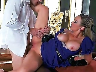 Adult Movie Stars Abbey Brooks And Johnny Sins