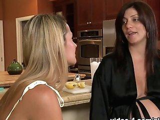 Horny Pornographic Stars Elexis Monroe, Alicia Silver, Alexis Silver In Best Big Arse, Matures Adult Movie