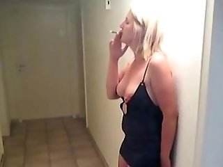 Smoking Claudia 1