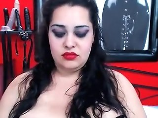 Incredible Homemade Spanking, Bbw Pornography Scene
