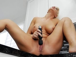 Amazing Chick London Doesn't Need More Than A Equipment To Get Pleased