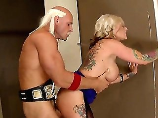 Earthmoving Fuck With Huge-titted Mummy Kate