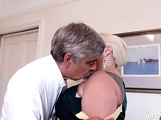 Agedlove Matures With Big Tits Got Rough Fuck