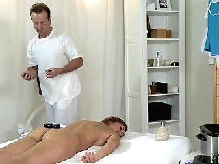 Exotic Adult Movie Stars George, Monica Roccaforte In Amazing Puny Tits, Ginger-haired Adult Clip
