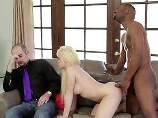 Sean Michaels Is Horny As Hell And Can't Wait Any More To Drill Kinky Claudia Valentine's Love Fuckhole With His Pulsing Schlong