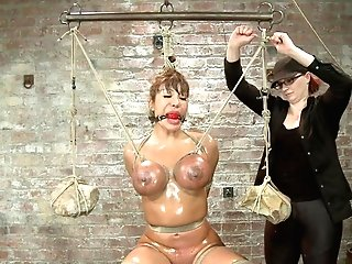 Ava Devine In Ava Devine Wants It Bad - Hog-tied