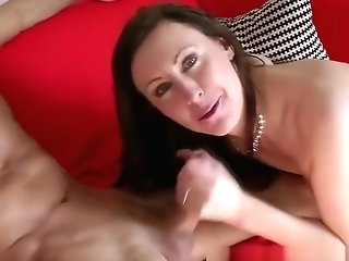 Brit Housewife Fucks A Stranger