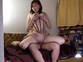 Big-chested Matures Russian Mommy Homemade Hump