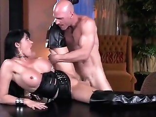 Charming Big-titted Cougar Eva Karera In Mad Hard-core Scene