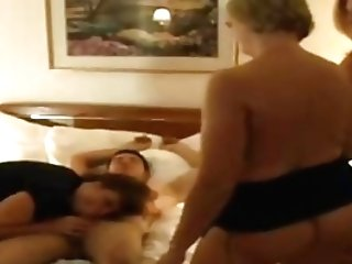 Three Matures Ladies In Groups Lovemaking With Junior Boy Part Two