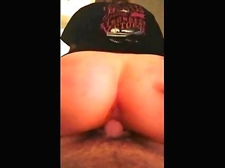 Phat Ass Milky Girl Wifey Rev Cowgirl Slomo